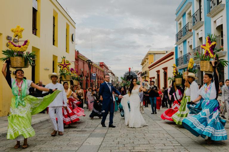 Fotógrafo Bodas en Oaxaca